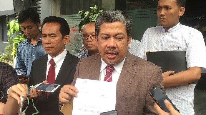 Prabowo Subianto Pilih Sandiaga Uno Jadi Cawapres, Fahri Hamzah Salahkan PKS