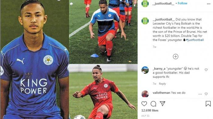Pemain Terkaya di Dunia, Faiq Bolkiah Akhirnya Gabung Klub Peserta Liga Portugal, CS Maritimo
