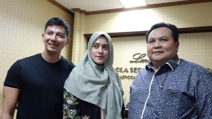 Selain Ikhlas, Fairuz A Rafiq Sudah Maafkan Trio Ikan Asin: Pablo Benua, Rey Utami, Galih Ginanjar