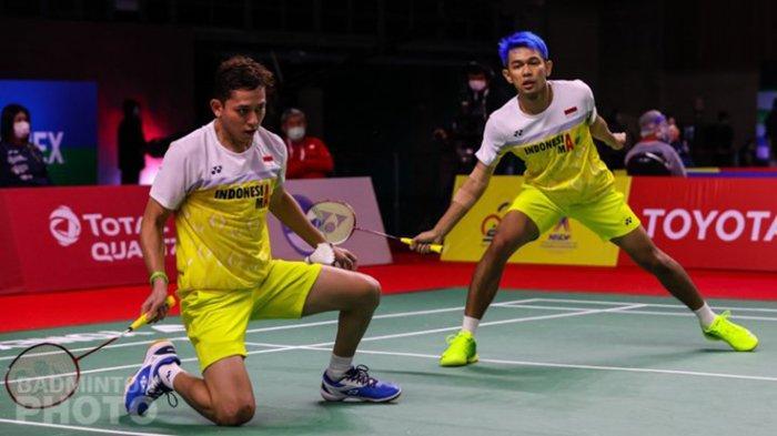 Dukung Perubahan Skor Pertandingan Badminton, Fajar Alfian Minta Penggunaan Skor 5x11 Ada Uji Coba
