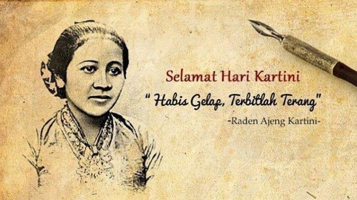 Fakta soal buku Habis Gelap Terbitlah Terang yang berisi tulisan RA Kartini