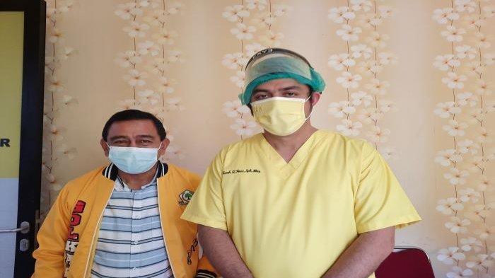 Partai Golkar Depok Gelar Vaksinasi Covid-19 untuk Bantu Warga Terbebas dari Pandemi Covid-19