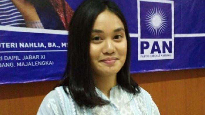 Mengenal Lebih Dekat, Farah Puteri Nahlia, Anggota DPR Putri Kapolda Metro Jaya Fadil Imran