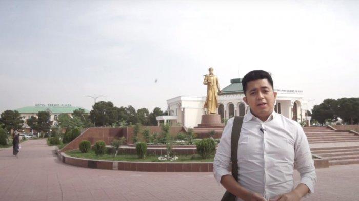 Berpuasa di Kota Termez, Kota Terpanas di Uzbekistan yang Menjadi Tanah Kelahiran Imam At tarmidzi