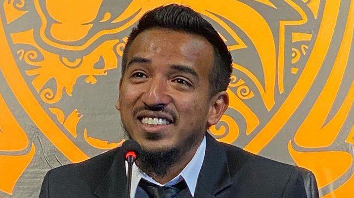 Manajer Tim Borneo FC, Farid Abubakar