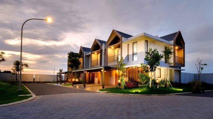 Fasad Crystal Residence.