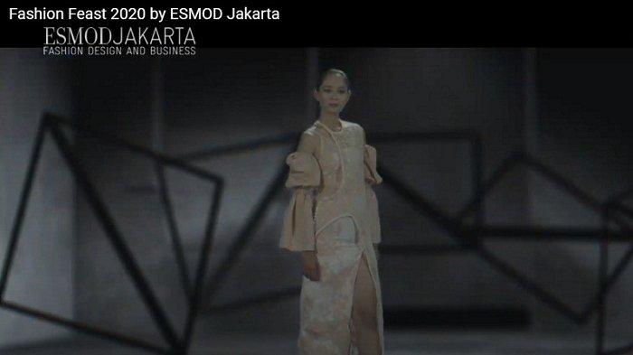 Tak Kalah Seru dengan Offline, ESMOD Jakarta Gelar Fashion Feast 2020 Virtual dengan 6 Panggung 3D