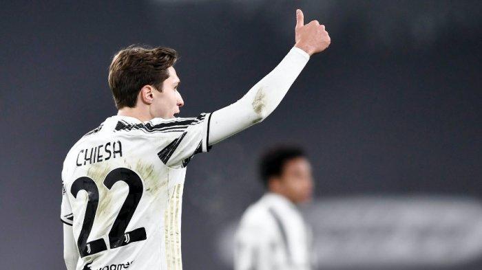 Pemain Pinjaman di Juventus, Federico Chiesa Kini Diburu Bayern dan Chelsea, Ditawar Rp 1,7 Triliun