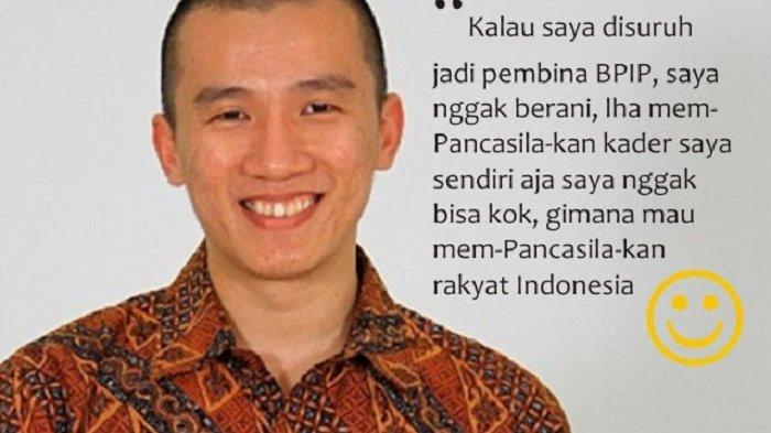Waduh, Ustaz Felix Siauw Bikin Pernyataan soal Pimpinan Parpol Anggota Dewan Pengarah BPIP
