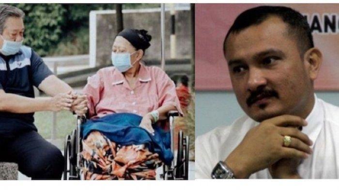 Ani Yudhoyono Diejek Pura-Pura Sakit, Ferdinand Hutahean Meradang, Andi Arief: Lebih Baik Diam!