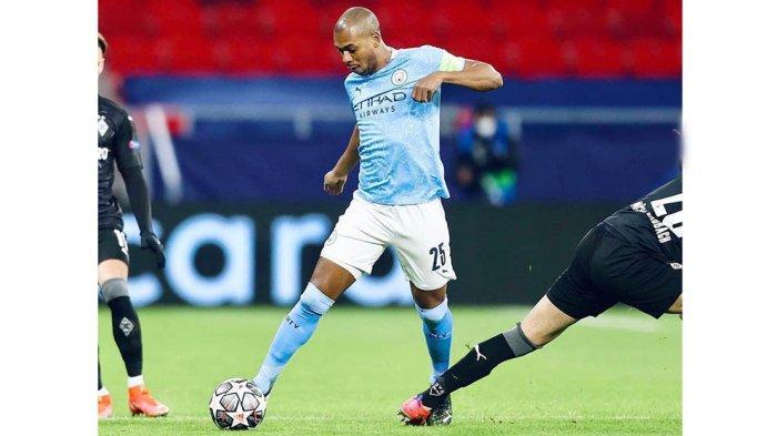 Fernandinho Kapten Tim Manchester City, Perempat Final Liga Champions Ini Akan Terasa Khusus