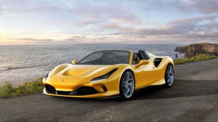 Ferrari F8 Spider Resmi Mengaspal di Indonesia, Simak Spesifikasi dan Kemewahannya
