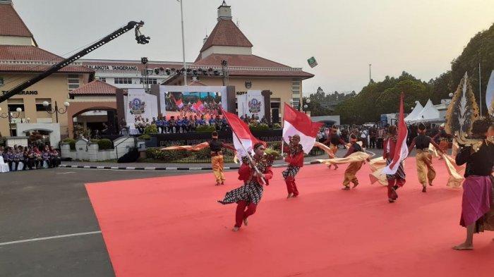 Berbarengan Acara Apeksi, Pembukaan Festival Budaya Tangerang Disaksikan Sejumlah Kepala Daerah