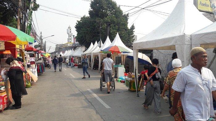 Pengelola Menampik Festival Condet Ganggu Lalu Lintas