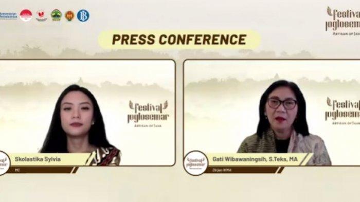 Meriahkan Harbolnas Ramadhan 2021, Kemenperin Hadirkan Festival JogloSemar