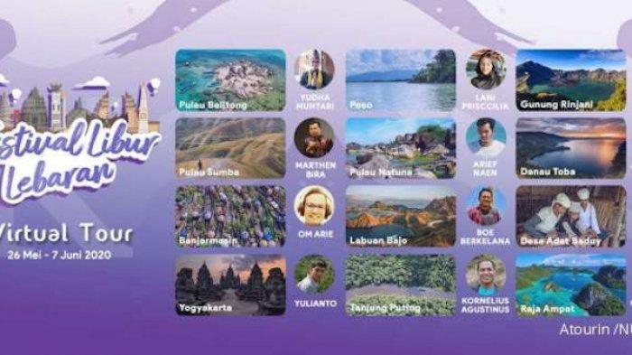 Libur Lebaran Nggak Bisa Pergi? Ikut Virtual Traveling Dijamin Bisa Lihat Kampung Halaman