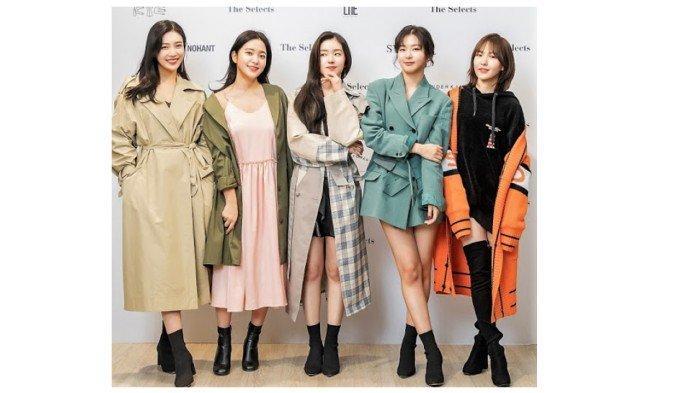 Tips Berbusana Seperti Orang Korea, Pilih Warna Putih Hingga Pastel Penuh Warna