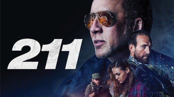 Sinopsis Film 211 Dibintangi Nicolas Cage Berlatar Soal Perampokan Bank di California