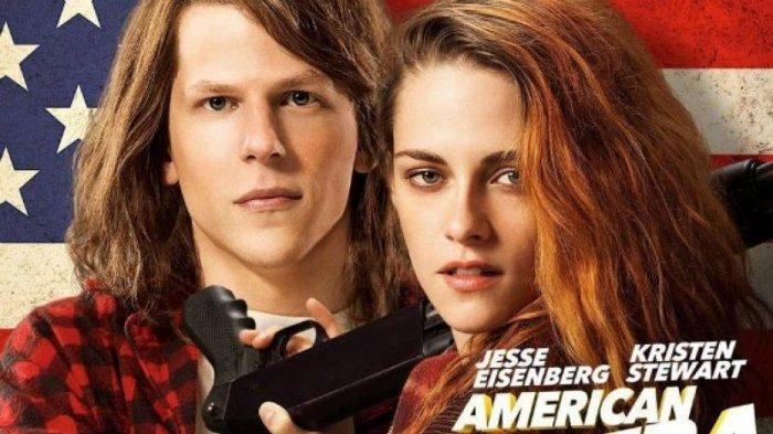 Sinopsis Film American Ultra Tayang di Bioskop Trans TV Rabu 12 Agustus Puku 23.30 WIB
