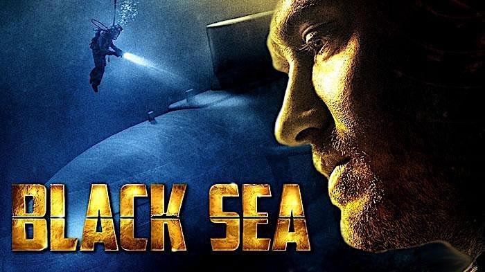 Sinopsis Black Sea Pencarian Harta Karun Jaman Nazi dengan Kapal Selam di Trans TV Malam Ini
