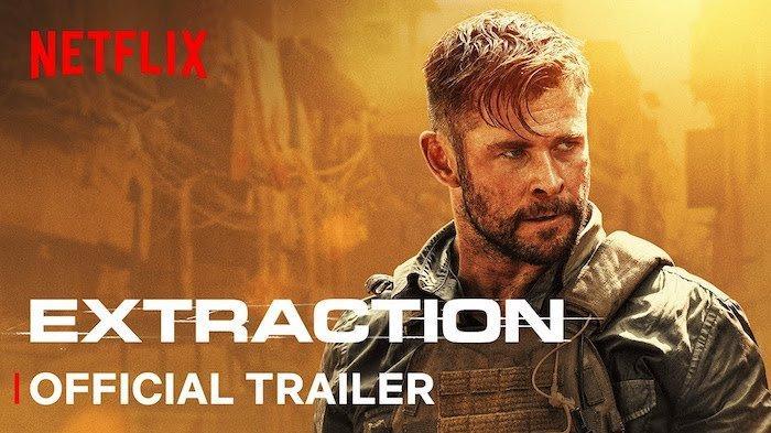 Film Extraction Misi Tentara Bayaran Selamatkan Putra Raja Narkoba di Trans TV, Jumat 9 Oktober