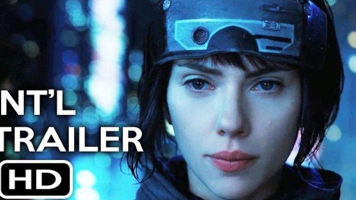 Film Ghost in the Shell Tayang di Trans TV, Kamis (6/8) Pukul 21.30 WIB: Manusia Dijadikan Robot