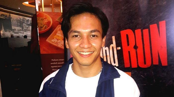 Jefri Nichol yang ditemui saat eksklusif interview film 'Hit N Run', di FX Sudirman, Jakarta Pusat, Sabtu (23/3/2019).