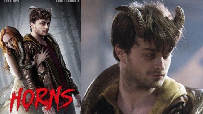 Film Horns Diperankan Daniel Radcliffe Dituduh Membunuh Pacarnya, Malam Ini di Trans TV