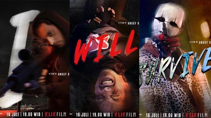Film I, Will dan Survive yang 'Brutal' Garapan Anggy Umbara Tayang di Klik Film, Bagaimana Kisahnya?