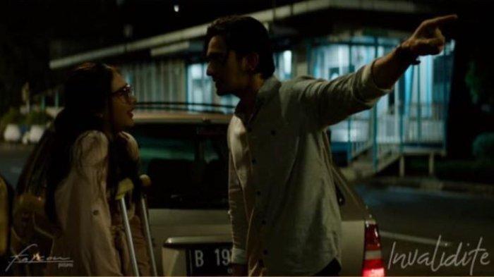 Film Invilidite diangkat dari novel berjudul sama karya Faradita yang dimainkan Jessica Mila, Omar Daniel dan Jerome Kurnia. Film Invalidite digarap sutradara Herwin Novianto bersama rumah produksi Falcon Pictures.