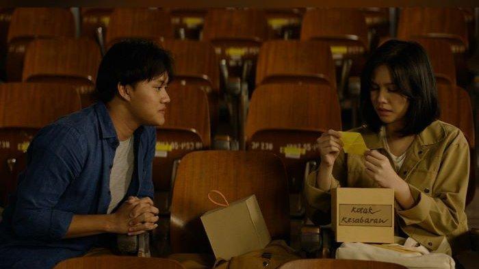 Vanesha Prescilla Sering Menjauh dan Hindari Rizky Febian dan Dikta Saat Syuting Film KATA, Mengapa?