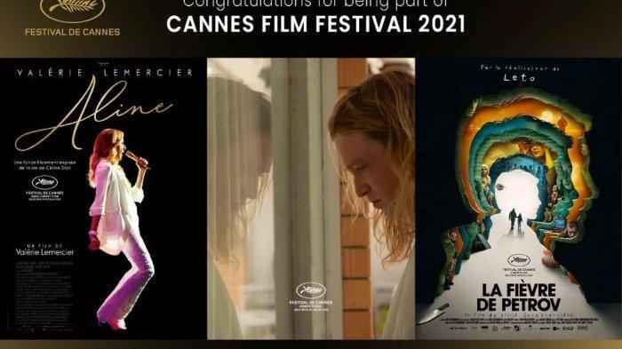 Lima judul film peserta Festival Film Cannes 2021 yang dapat disaksikan di Klik Film diantaranya Nitram dan Flag Day.