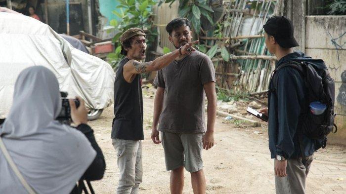 Cinta pada Seni Peran Hendy Salimy Tertarik Bermain Film Marko