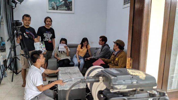 Si Doel Anak Sekolahan Jadi Inspirasi Film Marko Hingga Viral di Tangerang