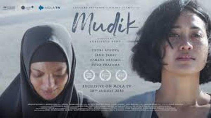 Bintangi Film 'Mudik' Tayangan Mola TV, Ini Peran yang Dimainkan Ibnu Jamil dan Asmara Abigail