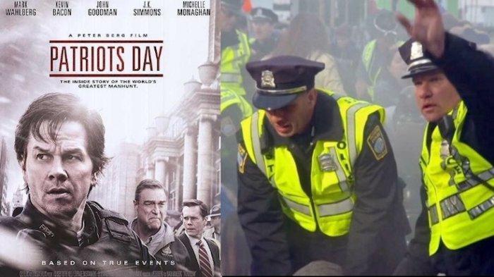 Film Patriots Day Kisah Nyata Ledakan Di Boston Tayang Di Trans Tv Selasa 13 10 Pukul 21 30 Warta Kota