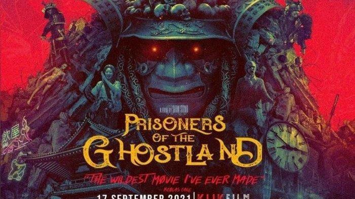 Aktor Nicolas Cage Bintangi Film Prisoners of The Ghostland, Diputar Klik Film Mulai September 2021