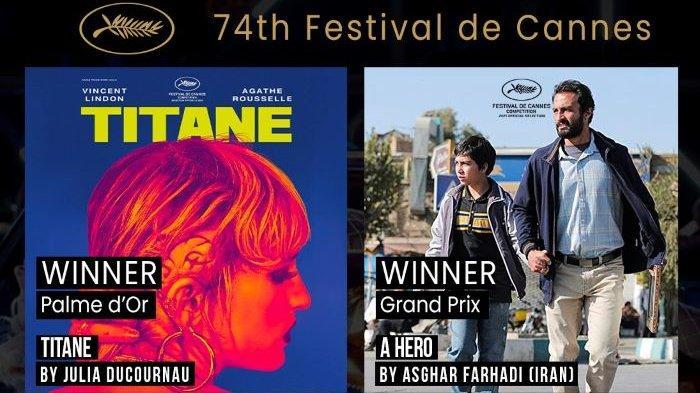 Film Titane Raih Penghargaan Tertinggi Festival Film Cannes 2021, Kapan Akan Diputar di Indonesia?