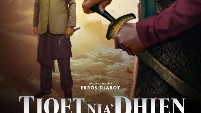 Film Tjoet Nja Dhien yang telah direstorasi di Belanda mulai diputar di bioskop Indonesia, Kamis (20/5/2021) ini. Film Tjoet Nja Dhien dibintangi Christine Hakim dan disutradarai Erros Djarot.