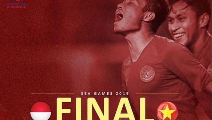 Timnas U-23 Indonesia Vs Vietnam, Evan Dimas Cedera Diinjak Doan Van Hau