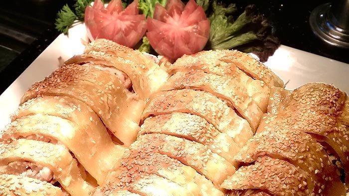 Yuk Membuat Fish Puff Pastry Ala Hotel Untuk Sajian Natal dan Tahun Baru