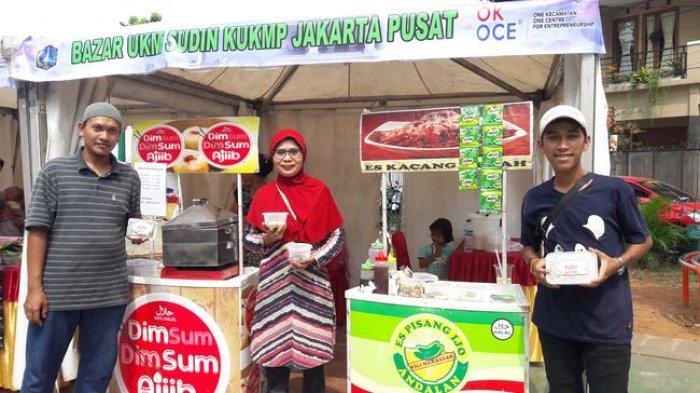 Sudin PE Jakarta Barat Buka Program Kewirausahaan untuk  Pengentasan Pengangguran