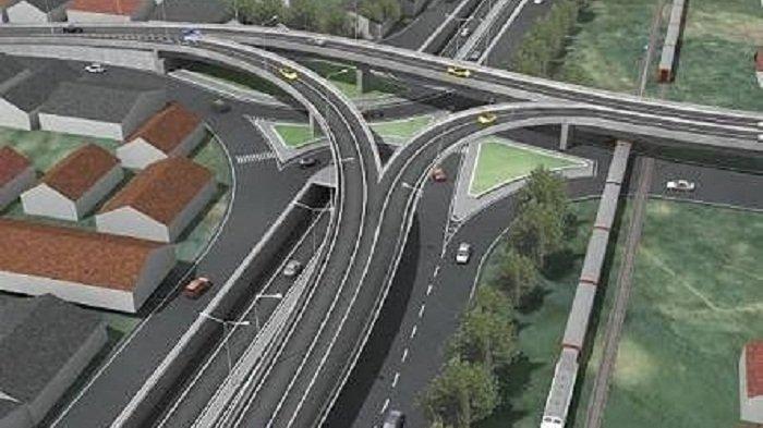 Flyover dan Underpass Bakal Dibangun di Bulak Kapal Bekasi Usai Pilpres