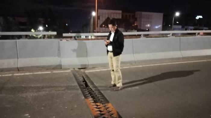 Kementrian PUPR RI Menargetkan Perbaikan Flyover Cengkareng B Selesai Dalam Delapan Hari