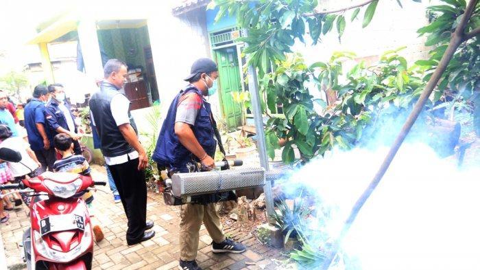Sering Dilanda Banjir dan Lingkungan Kotor, 3 Kecamatan di Kota Bekasi Ini Paling Tinggi Kasus DBD