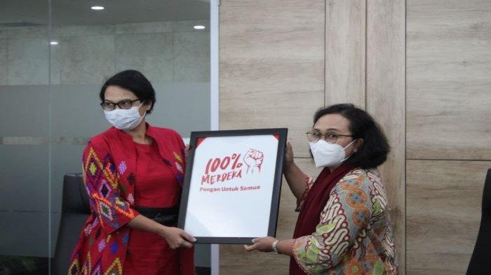 Dorong Ketahanan Pangan Masyarakat Rentan, FOI dan Pemprov DKI Jakarta Tandatangani Kerjasama
