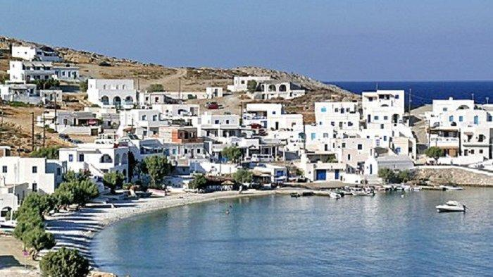 Folegrandros, Yunani