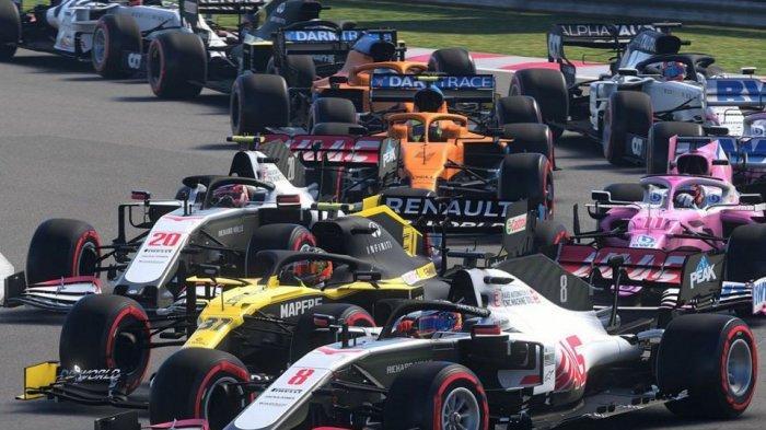 Electronic Arts Akuisisi Pengembang Video Game Esports Simulasi Balap Mobil Formula 1