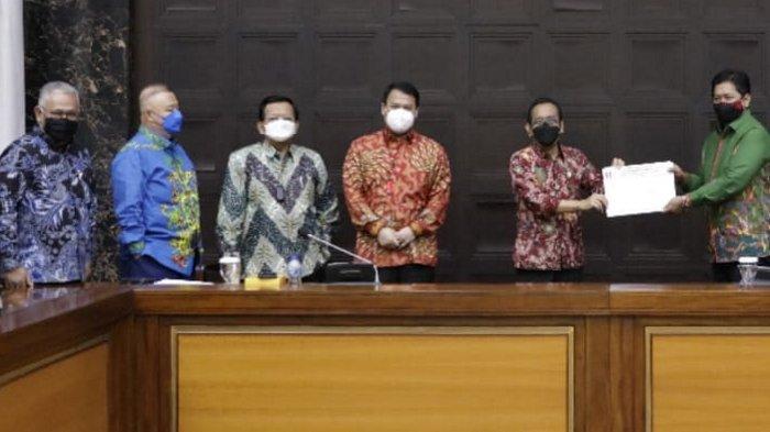 Forum Alumni Kelompok Cipayung Sampaikan Dukungan Moral kepada Pemerintahan Jokowi
