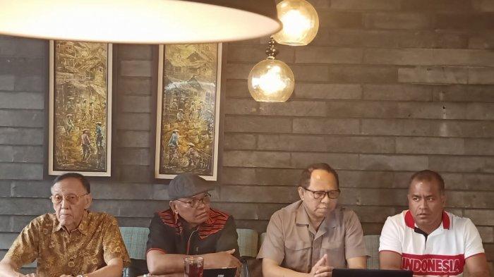 VIDEO: Forum Lintas Hukum Indonesia Minta Presiden Bekukan KPK